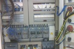 Monachium - instalacja elektryczna i rozdzielnie