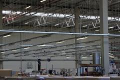 Sonoco - przemysłowa instalacja oświetleniowa